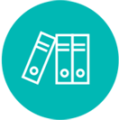Organize healthcare icon