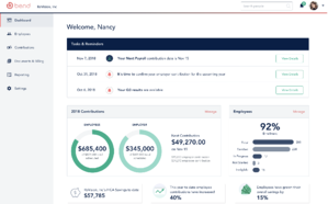 Employer HSA Dashboard
