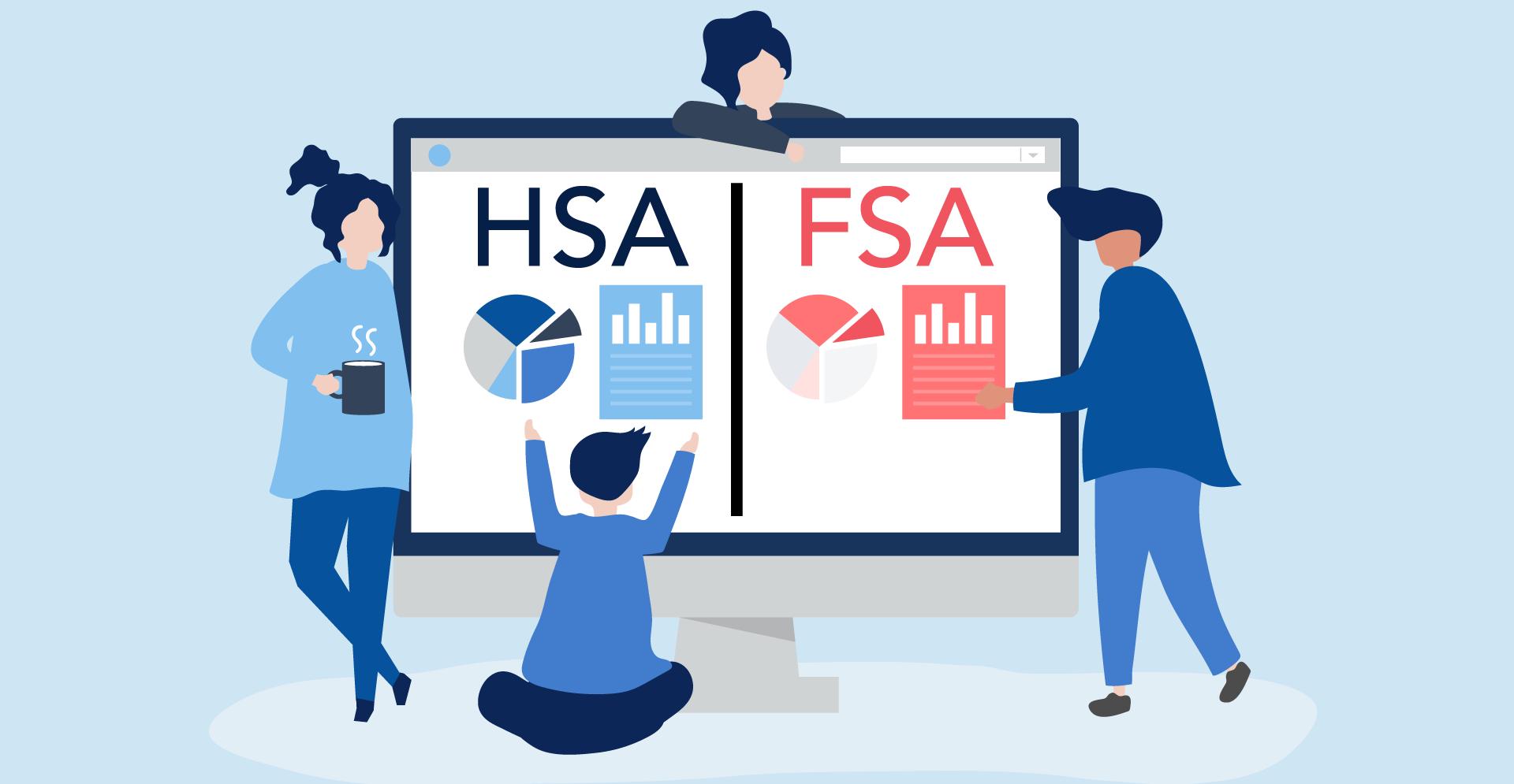 HSA vs. FSA