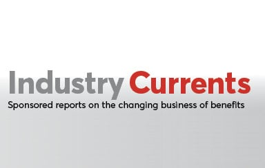 The logo of Industry Currents
